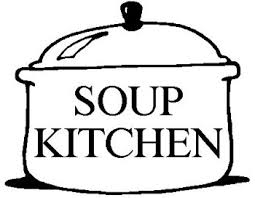 Total Deliverance Cathedral 'SOUP KITCHEN!'